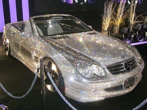 pink glitter car swarovski covered glitter car pink or sparkles