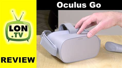 Oculus Go Review   Standalone VR System for $200   YouTube
