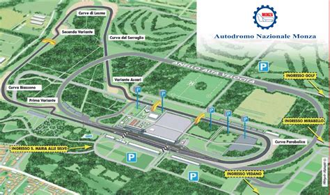 ingresso autodromo monza la f1 diventa green a monza in italia 24