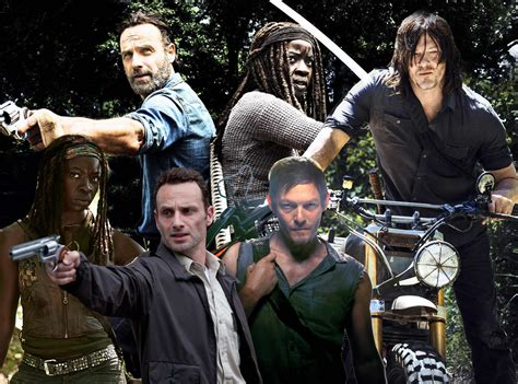 The official page for amc's the walking dead. The Walking Dead Turns 100: See the AMC Hit's Cast Then ...