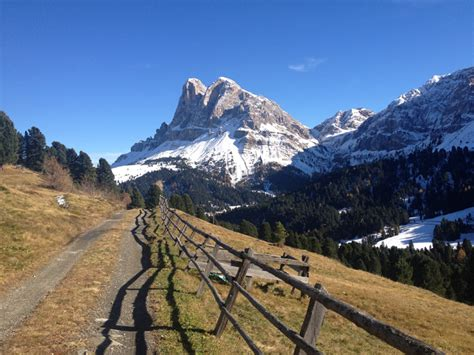 Fall Hiking In The Dolomites Italy Magazine