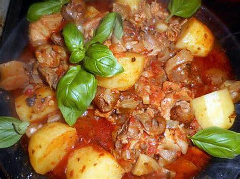 cuisine marseillaise recettes recette de tripes a la marseillaise