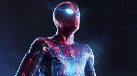 Iron Spider (Spider-Man) 4K 8K HD Marvel Wallpaper