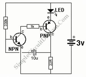 transistor tester simple circuit diagram With led light bar wiring harness with remote including simple led circuit