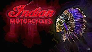 Indian Motorcycle Logo-1 - Indian & Motorcycles Background ...