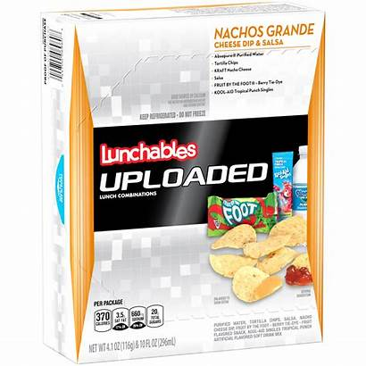 Lunchables Uploaded Nachos Meals Grande Walmart Oz