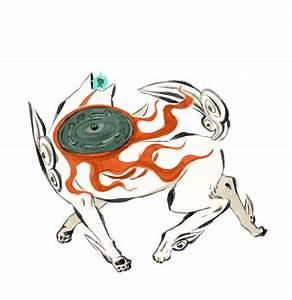 Animated Ammy - Okami Amaterasu Photo (10588501) - Fanpop