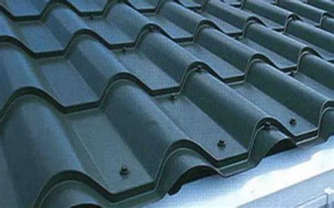 aluminum metcoppo roof step tile cladding sheets