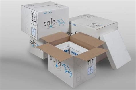 Ssafebox Passive Temperature Control Packaging System