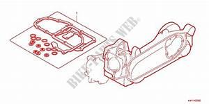 Gasket Kit For Honda Dio 110 2015   Honda Motorcycles