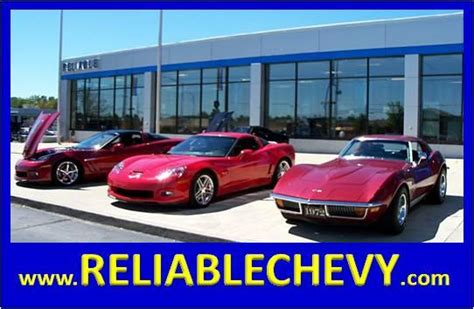 Reliable Chevrolet  Mo Car Dealership In Springfield, Mo