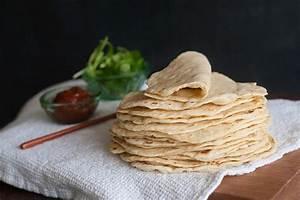Comment Faire Des Tacos Maison : comment faire des tortillas de farine maison ~ Melissatoandfro.com Idées de Décoration