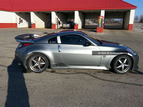 nissan coupe 350z 2004 nissan 350z touring coupe 2 door 3 5l