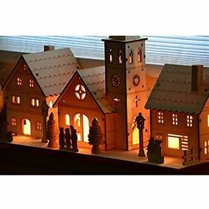 Weihnachtsbeleuchtung Innen Fenster : led weihnachtsbeleuchtung innen weihnachts dorf mit led lichterkette warmwei fenster deko ~ Orissabook.com Haus und Dekorationen