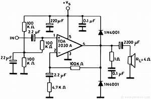 Tda2030a Audio Power Amplifier Module