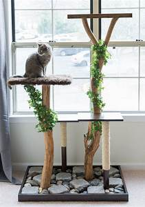 Arbre A Chat Maison : 25 best branches ideas on pinterest tree branch decor ~ Dode.kayakingforconservation.com Idées de Décoration