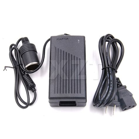 This web client works best with newer browsers and faster internet connections. Free Air Mail 12V 5A Car cigarette lighter Power AC Converter/adapter for Air pump /Vacuum ...