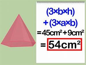 Grundfläche Pyramide Berechnen : die oberfl che einer pyramide berechnen wikihow ~ Themetempest.com Abrechnung