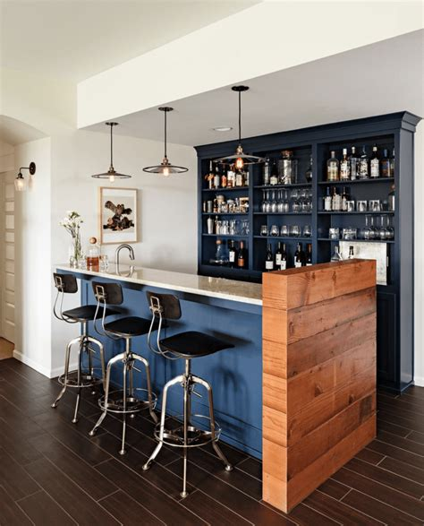 Home Bar by Home Bar Ideas For A Modern Entertainment Space