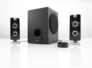 Cyber Acoustics Computer Speakers