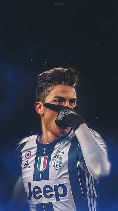 Wallpapers Dybala Mask Messi Celebration Paulo Juventus