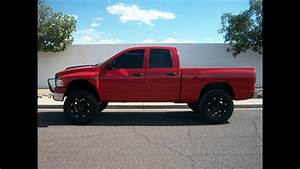 2004 Dodge Ram 1500 Slt Lifted Over Sized Tires Pr1182