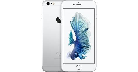 6 s iphone iphone 6s plus 128gb silver apple uk
