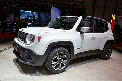 Most Expensive Jeep Model by 2015 Jeep Renegade 17 995 Is More Expensive Than The