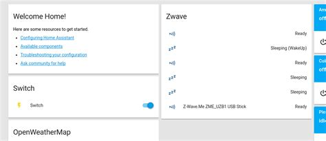 Confused By Zwave System