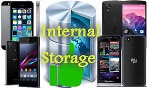 Top Smartphones With Maximum Internal Storage Capacity