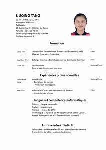 Titulaire Du Permis B : cv ~ Medecine-chirurgie-esthetiques.com Avis de Voitures