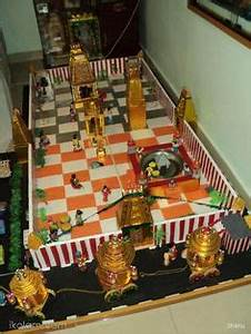 2013 Special themes for Navratri Golu Festival Different