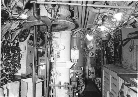 U Boat Hydrophone by Uboats In The Rcn On The Inside