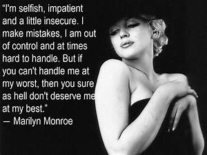 This is problematic: Marilyn Monroe Edition – Feminist ...