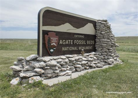 agate fossil beds national monument the bill beaver project