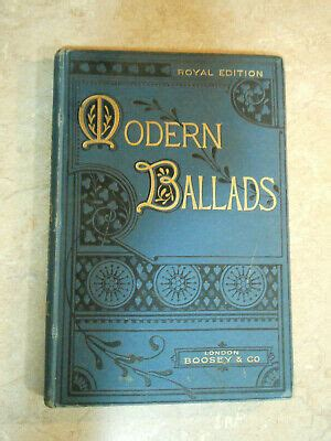 Royal Edition Modern Ballads Selection of 50 Favourite by ...