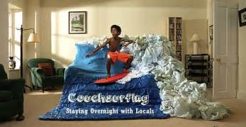 Couching Surf by Couchsurfing A W E S O M E