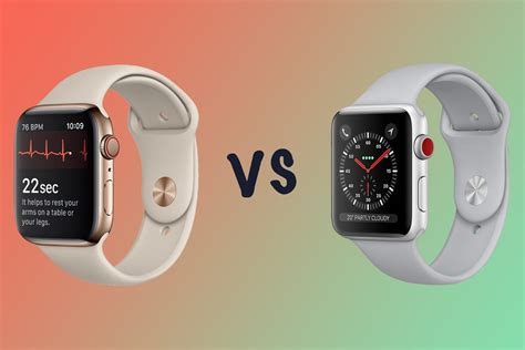 apple series 4 vs series 3 what s the difference gearopen