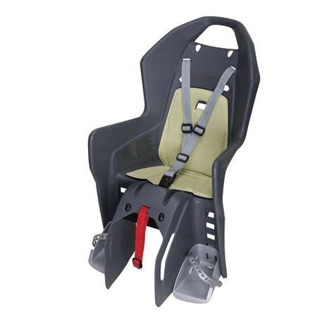 koolah rear child bike seat rack mount decathlon