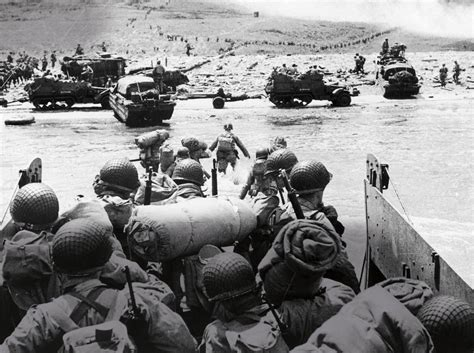 how world war ii was won the d day