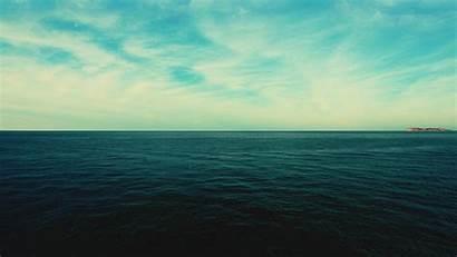 Ocean Open Sea Sky Desktop Wallpapers 4k