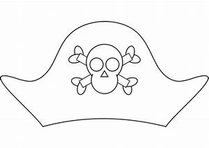 Pirate Hat coloring page Free Printable Coloring Pages