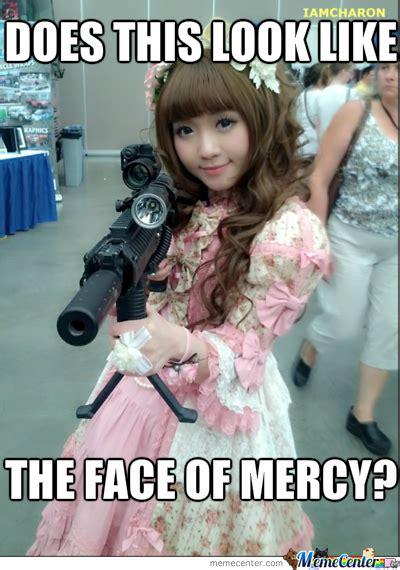 Mercy Meme - mercy by siljkekoe meme center