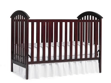 Graco Convertible Crib Bed Rail by Graco Freeport 3 In 1 Convertible Crib Espresso Baby