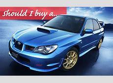 Should I Buy a Used Subaru WRX? » AutoGuidecom News