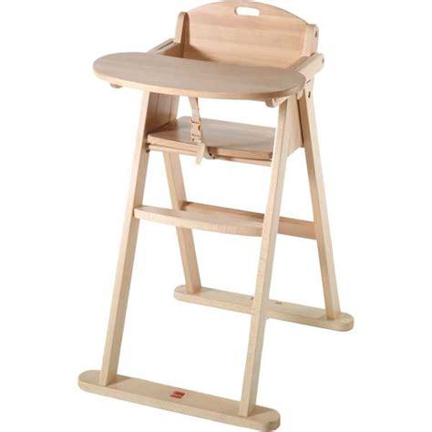 chaise haute bébé pliable acheter chaise haute pliable smile avec eco sapiens