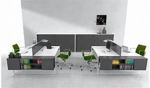 Bureau Open Space Ibis ALEA Equinoxe Mobilier Paris