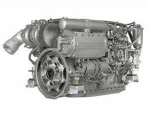 Yanmar Marine Diesel Engine 6ly2