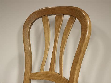 chaise en chêne massif chaise en chêne massif de style louis philippe assise