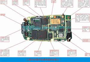 Samsung S500  S508 Mobile Phone Repairing Physical Diagram  1